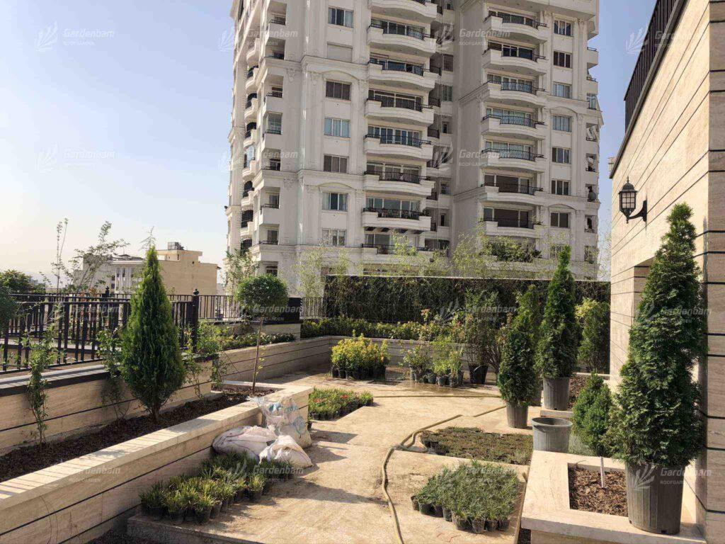 طراحی و اجرای روف گاردن در تهران | اجرای تخصصی روف گاردن | مجری بام سبز | محوطه سازی و فضای سبز | تجهیزات روف گاردن | پیمان جمشیدی |اجرای روف گاردن | روف گاردن | روفگاردن| بام سبز| پروژه روف گاردن شرکت گاردن بام