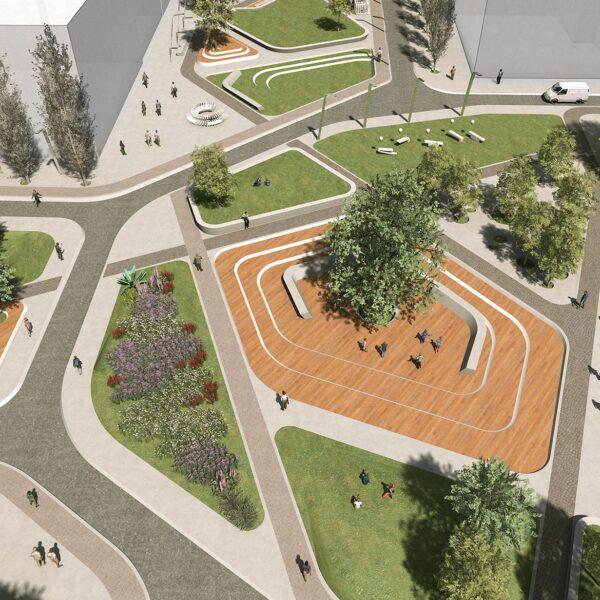 محوطه سازی مجتمع مسکونی   گاردن بام   نگهداری فضای سبز مجتمع و ورودی ساختمان های مسکونی   لنداسکیپ دیزاین